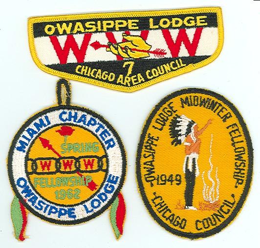 Lodge 488 Tatanka S-47 2000 NOAC OA flap